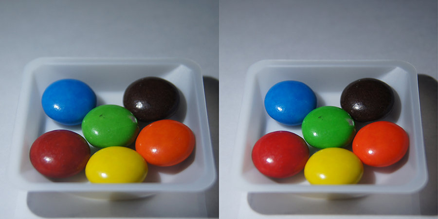 YAG- vs SLAO-based LED color quality comparison