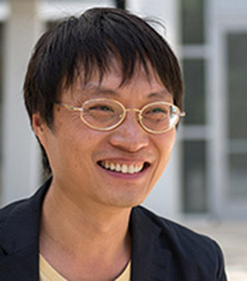 Image: Lei Liang, UC San Diego Professor of Music, and Qualcomm Institute Composer in Residence