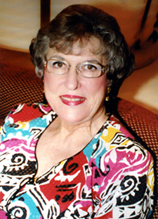 Image: Former educator and arts benefactor, Lois Chant