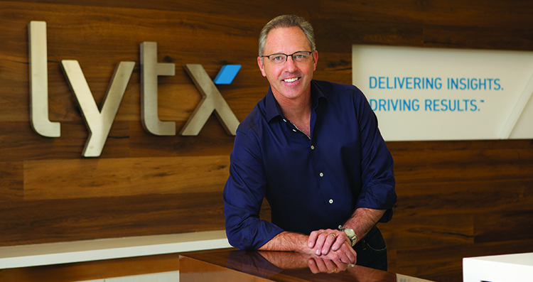 Brandon Nixon is CEO of Lytx