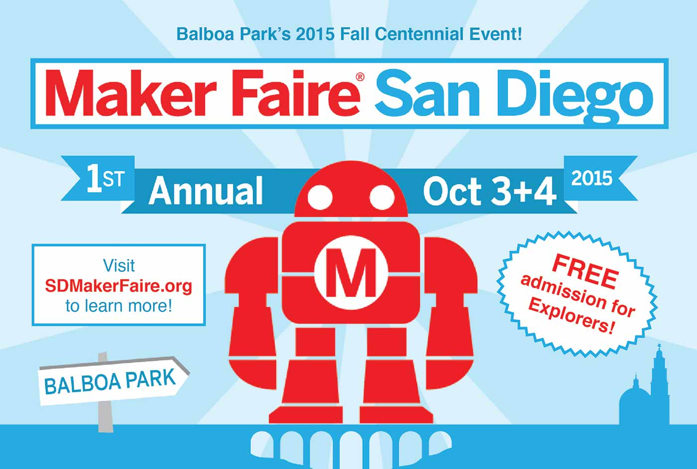 Uc San Diego Qualcomm Institute Gears Up For Maker Faire
