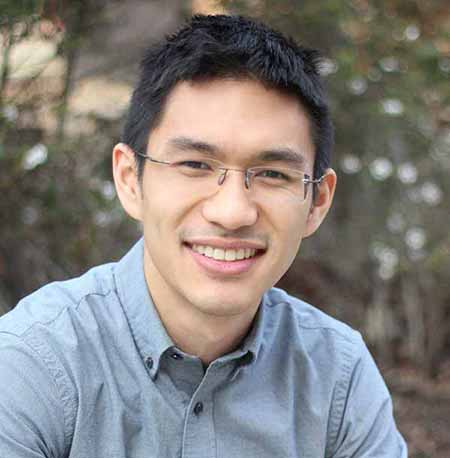 Image: Michael Yip, a new professor joining the Department of Electrical and Computer Engineering at UC San Diego.