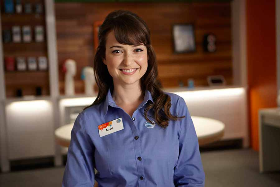 milana vayntrub while