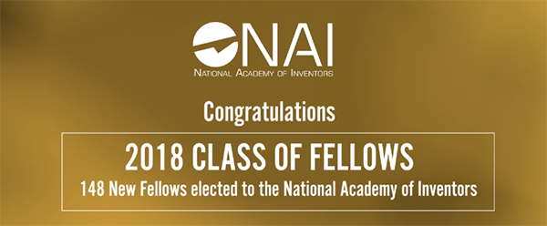2018 NAI Fellows banner graphic