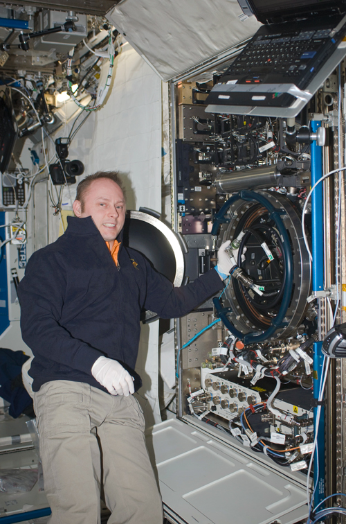 astronaut mike fincke - photo #27