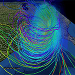 NSF Grant to Improve Visualization Capabilities for the Biosciences and Geosciences