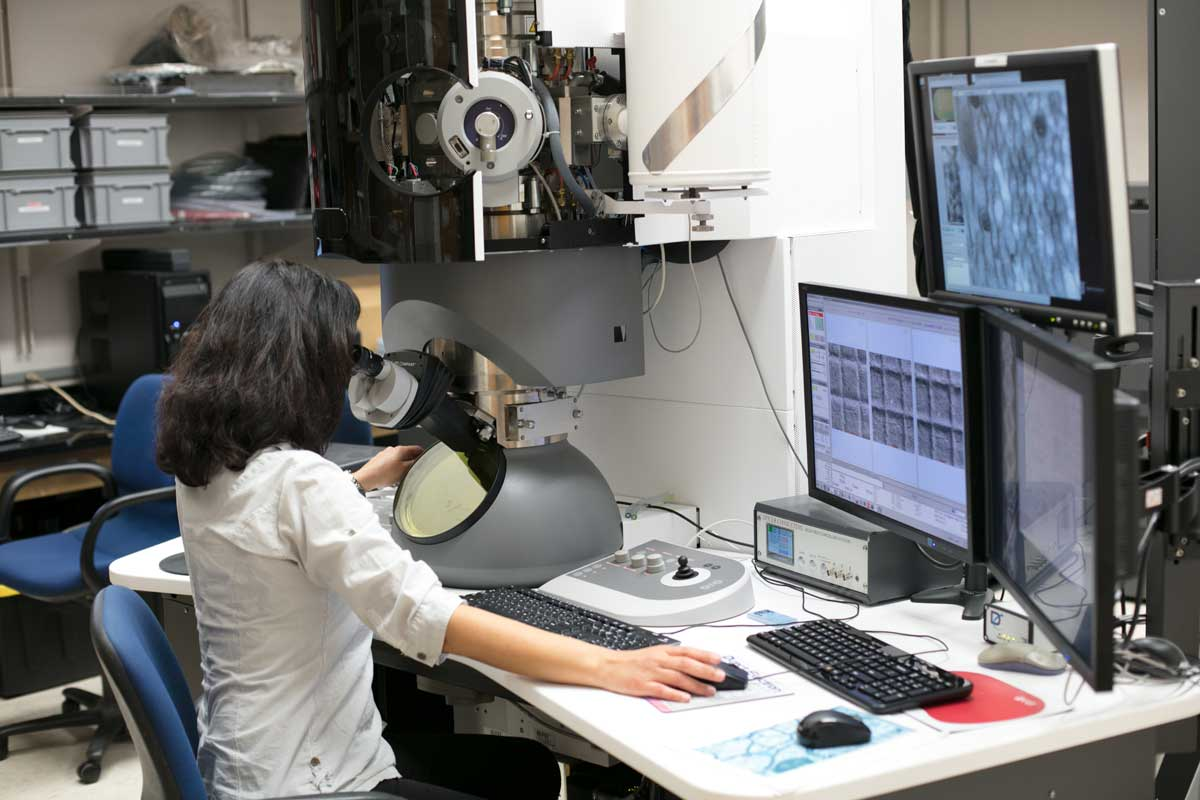 The National Center for Microscopy and Imaging Research