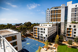 Torrey Pines Living and Learning Neighborhood at UC San Diego