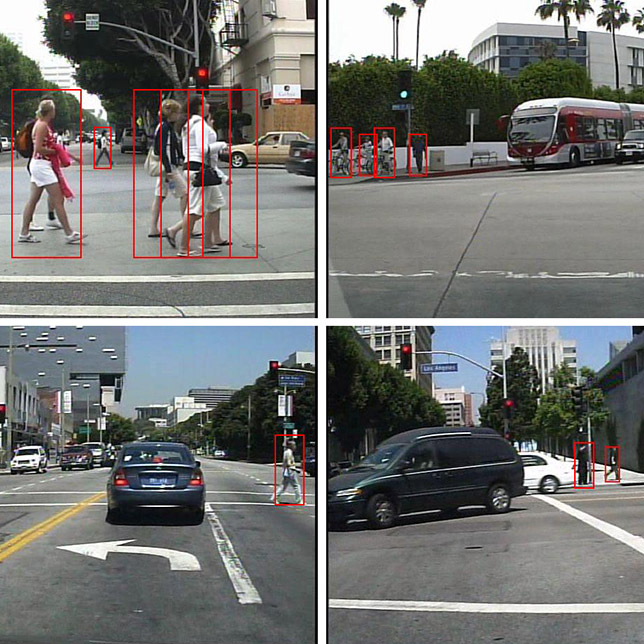 New Algorithm Improves Speed and Accuracy of Pedestrian Detection