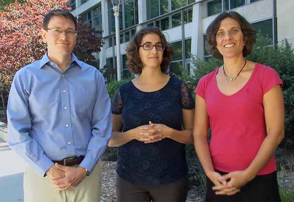 Image: CSE teaching professors (l-r) Leo Porter, Mia Minnes and Christine Alvarado