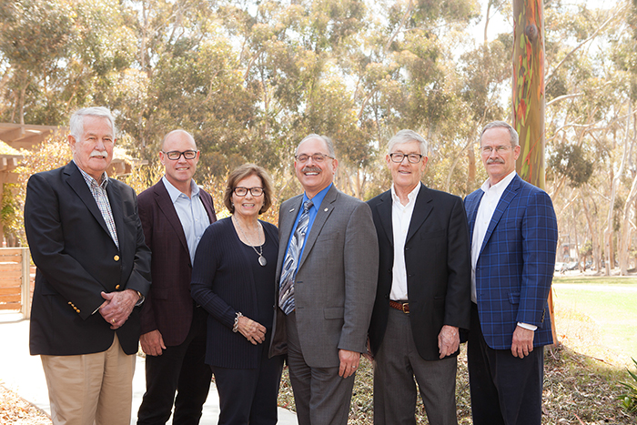 Powell Foundation and UC San Diego leadership