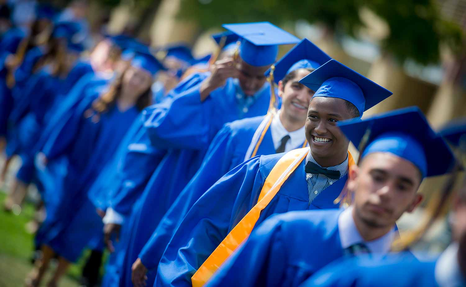 Photo: Preuss School 2015 graduates