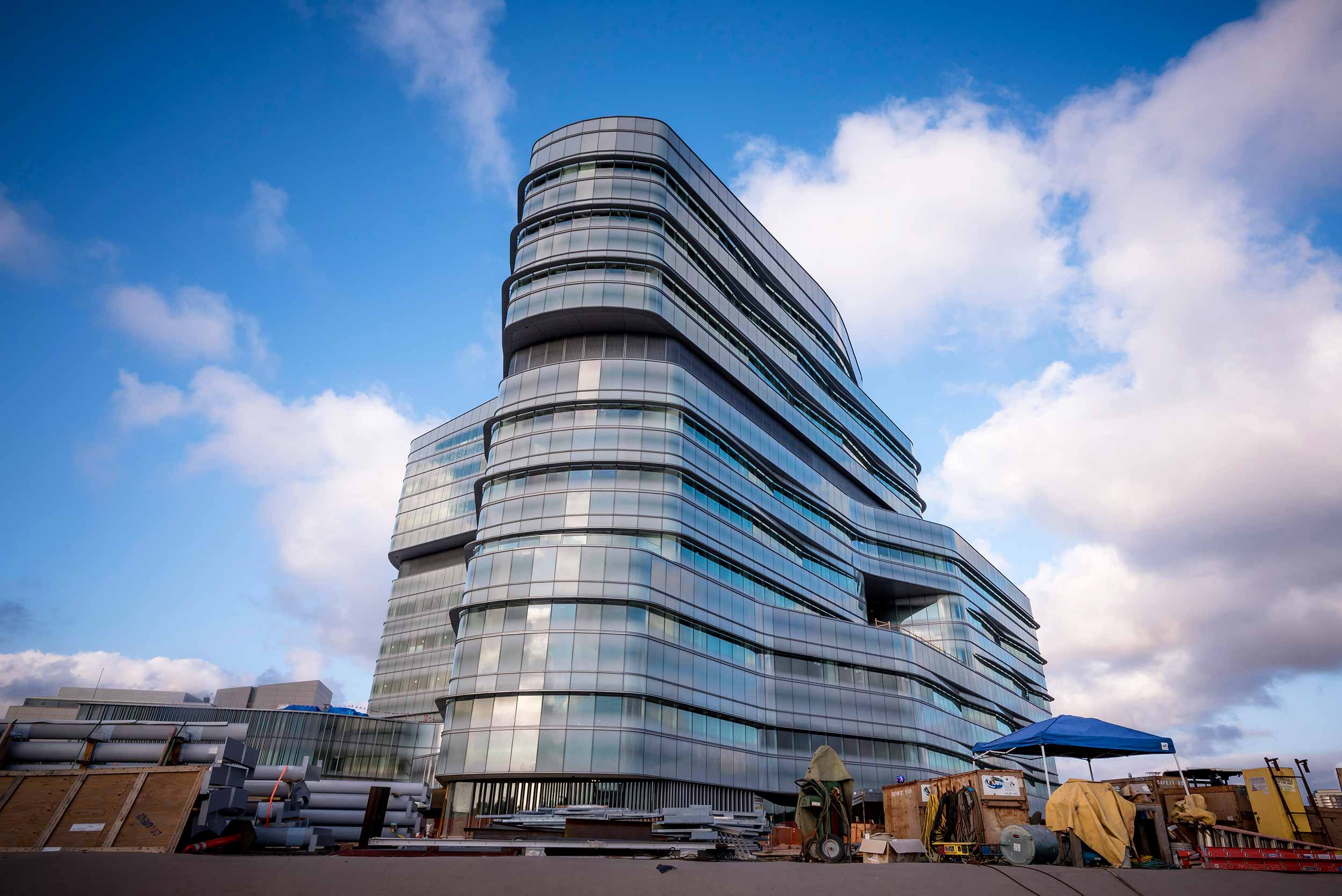 UC San Diego Health System Names Jacobs Medical Center