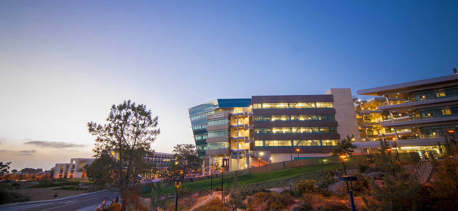 UC San Diego Rady School of Management