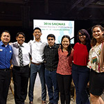 UC San Diego Reaches out to Hispanic and Native American Students at SACNAS Conference