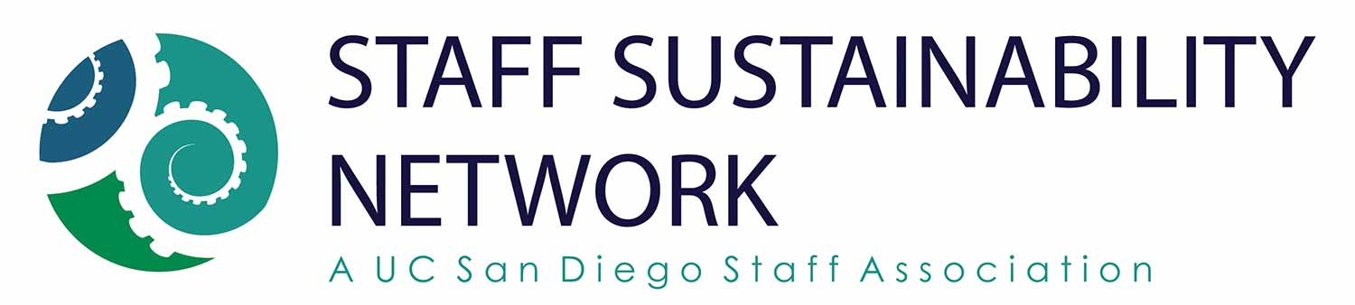 Image: Staff Sustainability Network Logo
