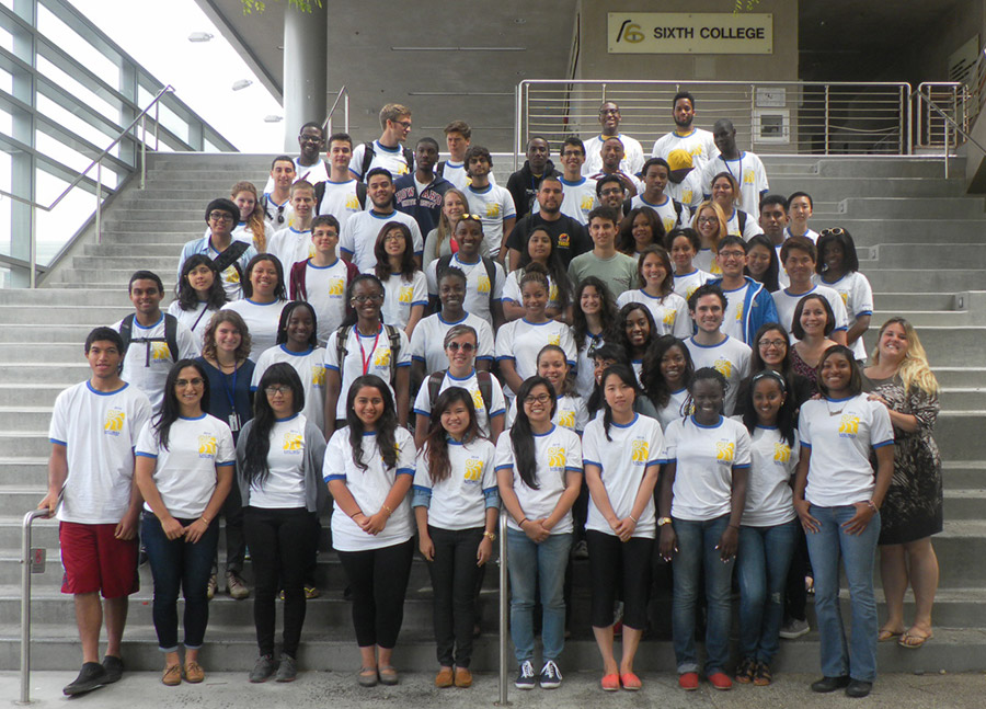 Photo: Summer Training Academy for Research in the Sciences