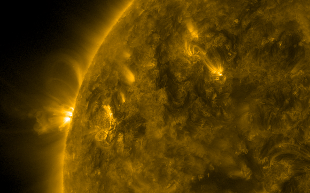 Reduced Energy From The Sun Might Occur By Mid Century Now Solar Wind Diagram Widows To Universe Image Images Scientists Know How Much