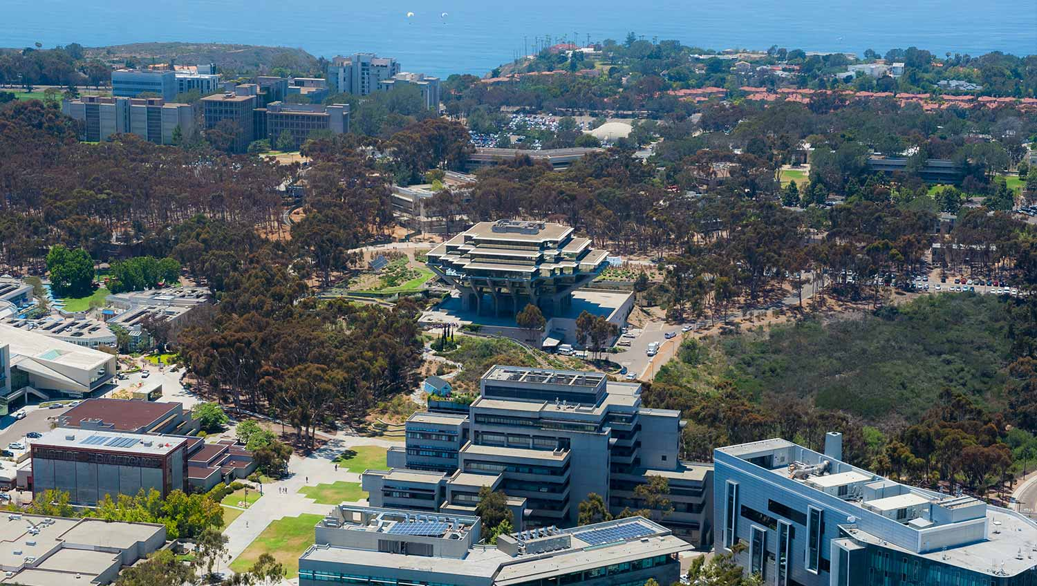Image: The University of California San Diego
