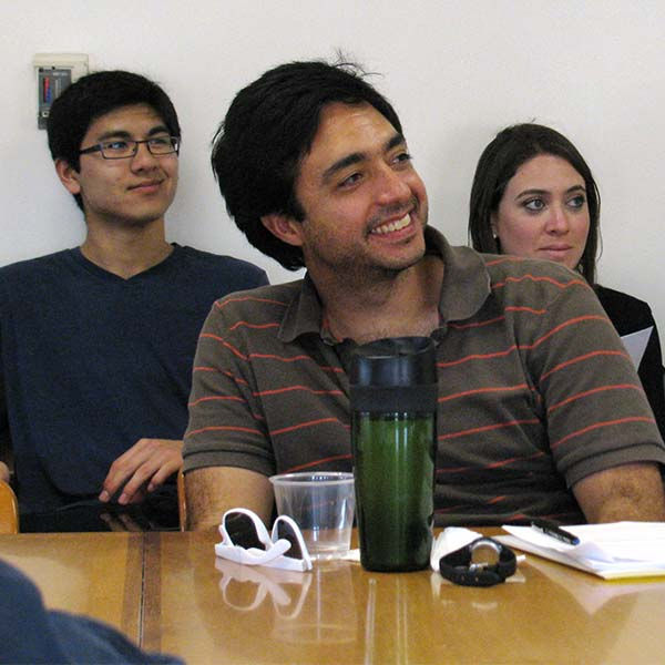 Image: UC San Diego philosophy department undergraduate conference last year