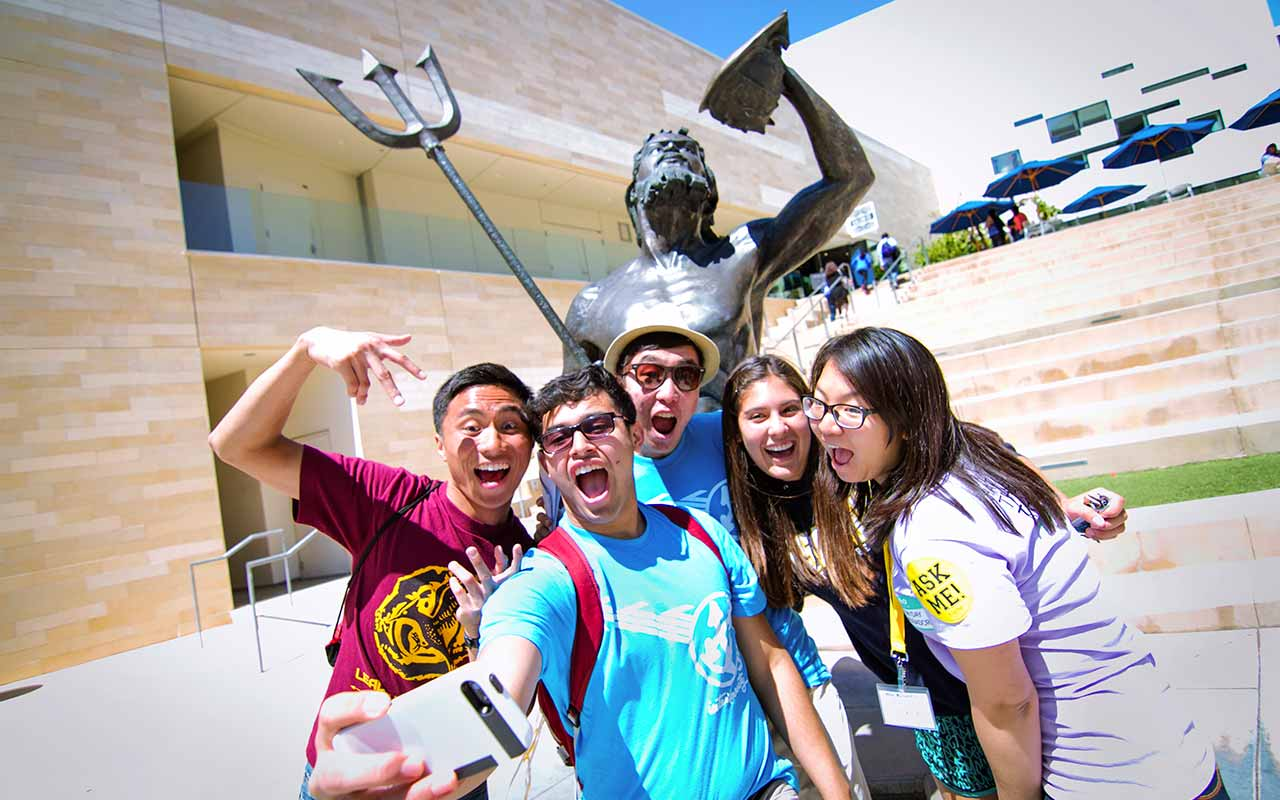 UC San Diego Admits Record 34,652 Freshman and Transfer Students for Fall 2015