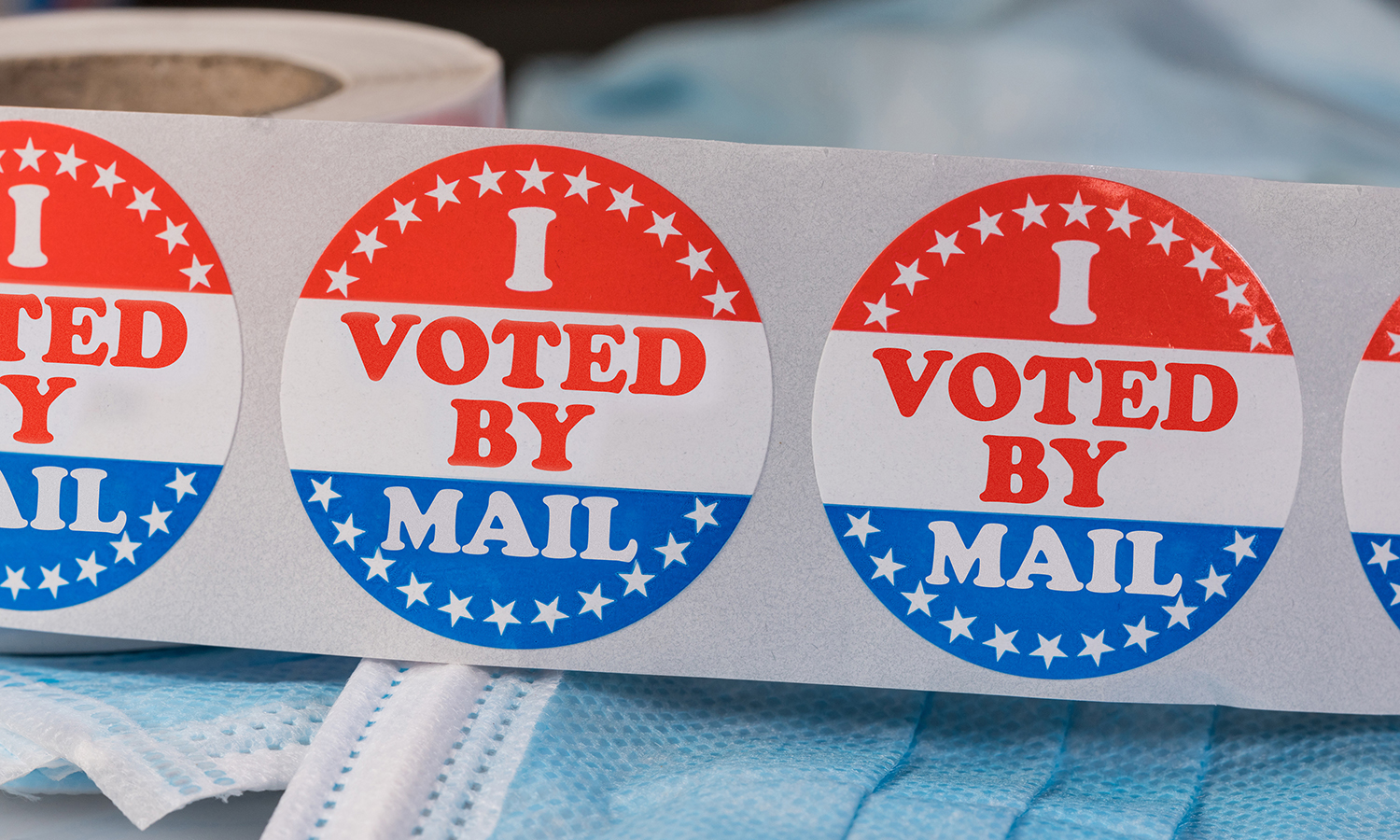 COVID Opens a Partisan Gap on Voting by Mail