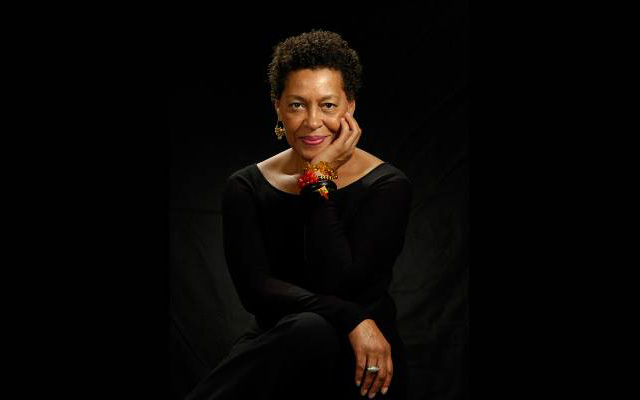 Carrie Mae Weems portrait