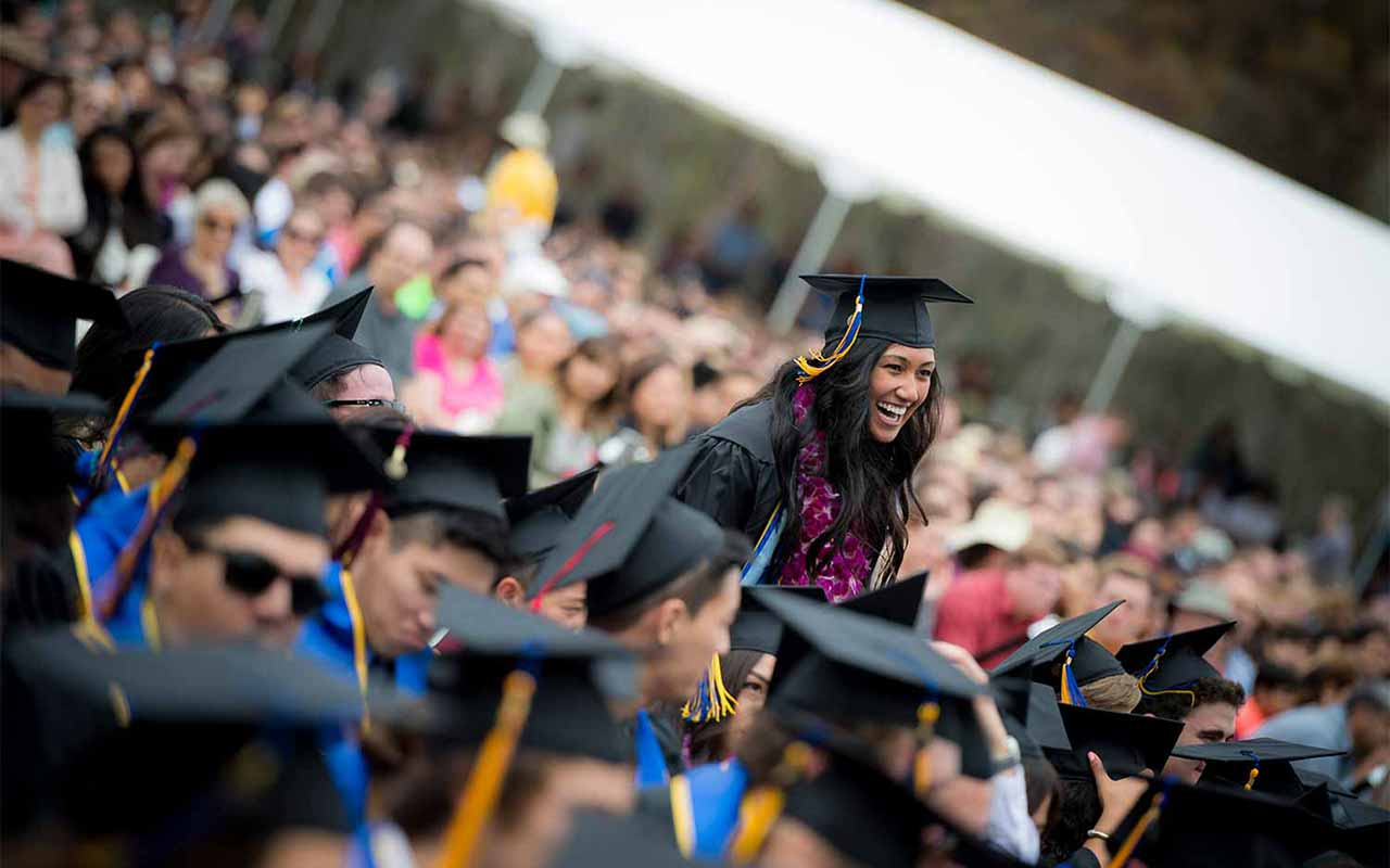 All Campus Commencement