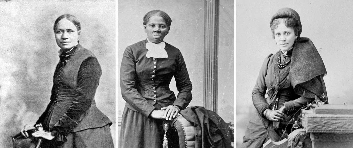 historical images of black suffragists