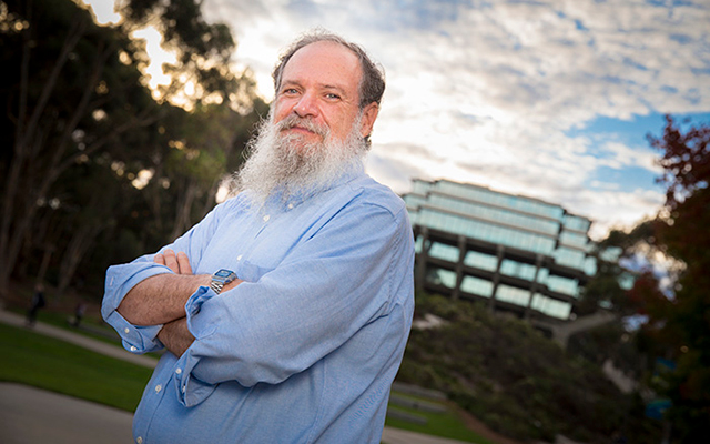 Alumnus and Qualcomm Co-Founder Franklin Antonio Gives $30 Million to UC San Diego