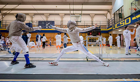 UC San Diego Fencing Team