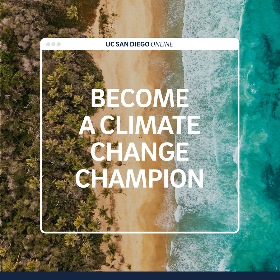 become a climate change champion