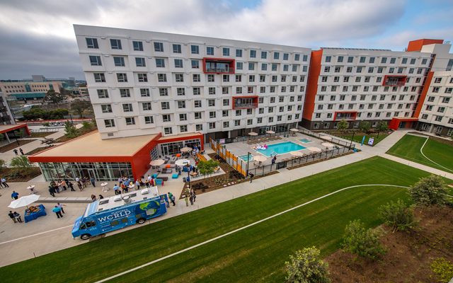 UC San Diego Unveils Mesa Nueva: One of the Nation's ...