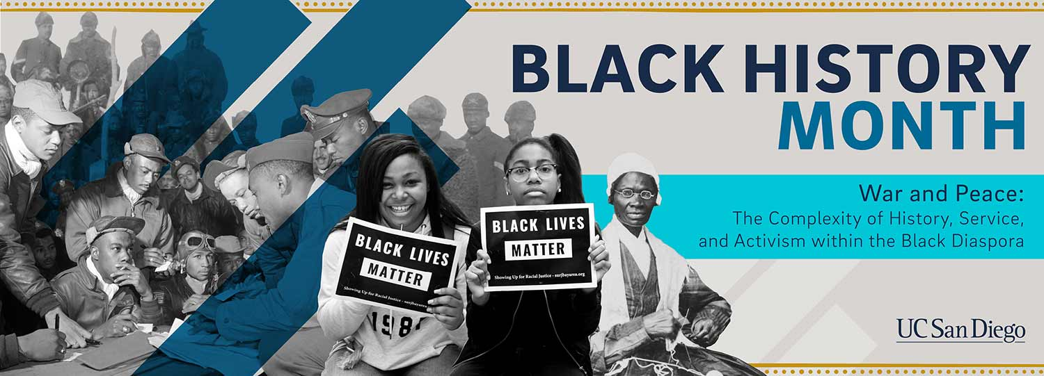 2018 Black History Month at UC San Diego