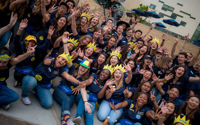UC San Diego Admits Diverse Class of 39,802 New Students for Fall 2017 Term