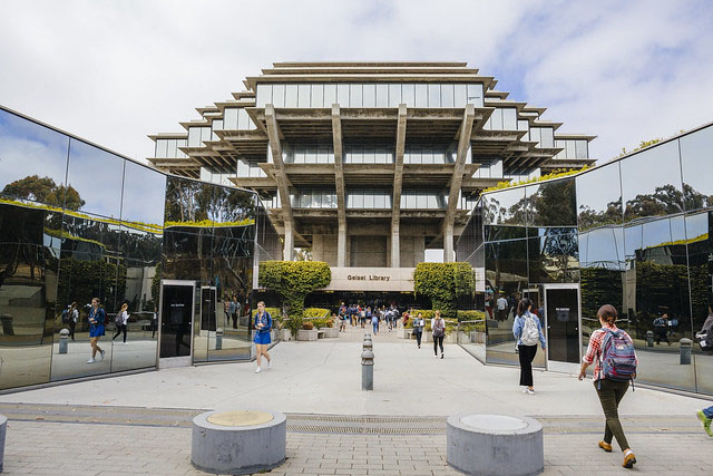 U S  News & World Report Ranks UC San Diego in Top 10 in Nation