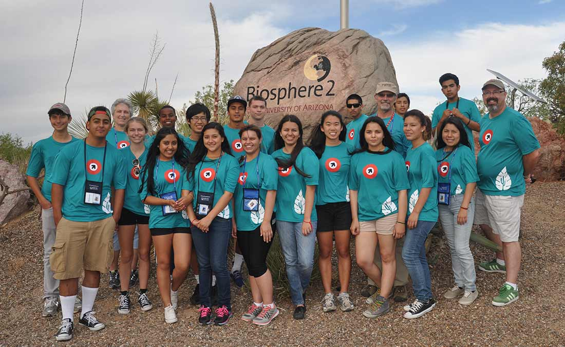 UCSD Academic Connections: Biosphere2