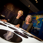 Birch Fellows Create Immersive Experience for New R/V Sally Ride Gallery
