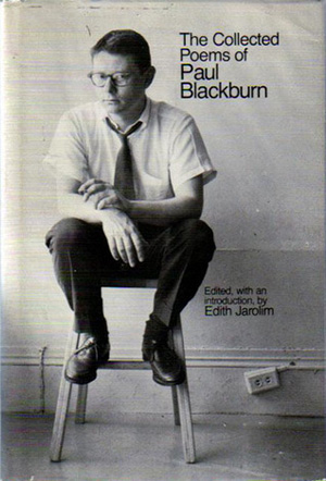 personal papers of Paul Blackburn