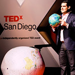 Researchers Energize TEDxSan Diego with Talks on Origins of Universe and Psychology of Passion