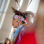 Educational and Artistic Events Center of UC San Diego's California Native American Day Celebration