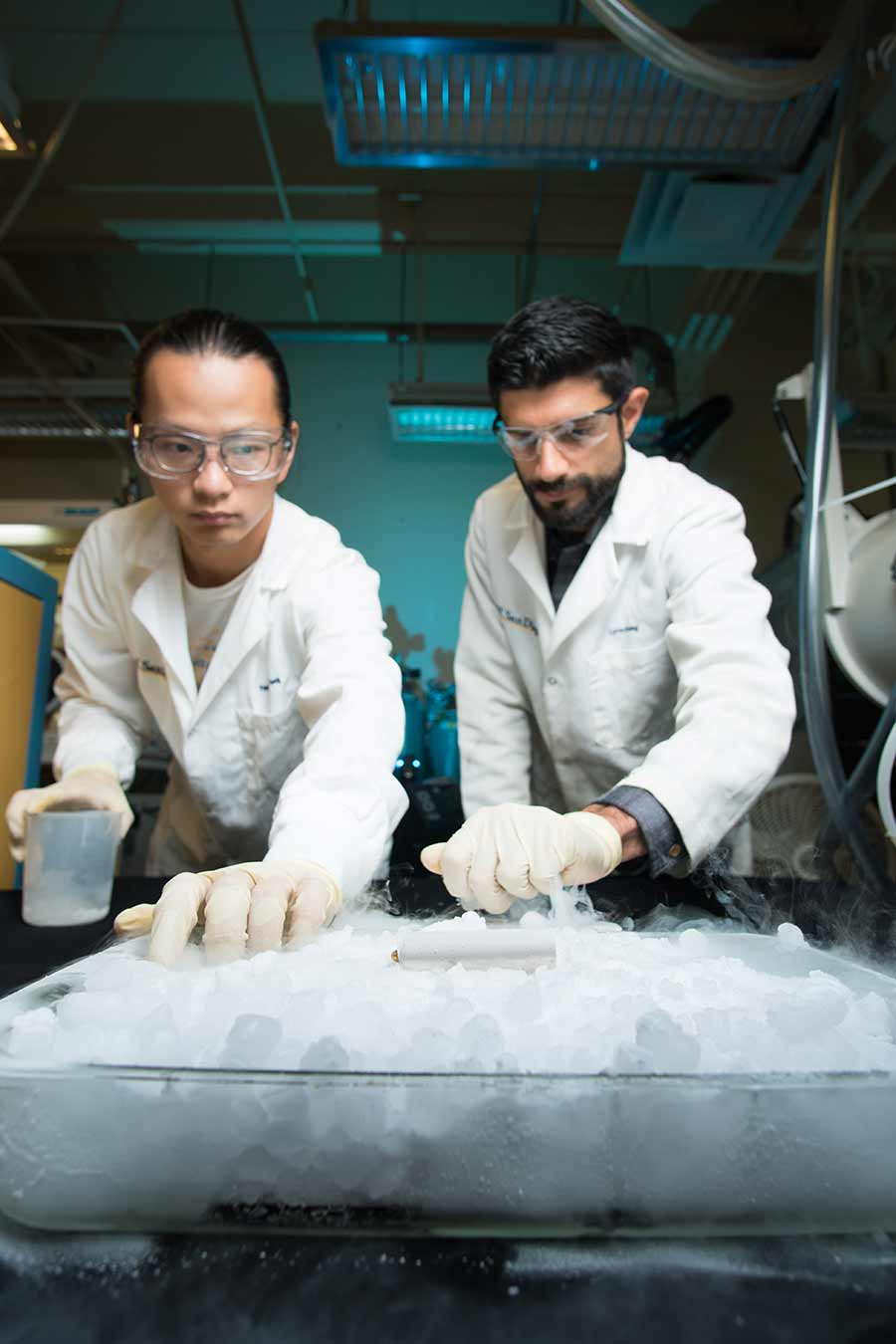 UC San Diego develops higher cold resistant batteries