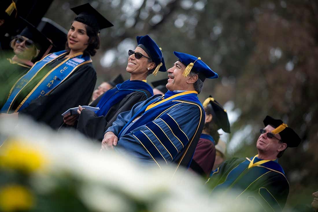 UC San Diego 2018 Commencement