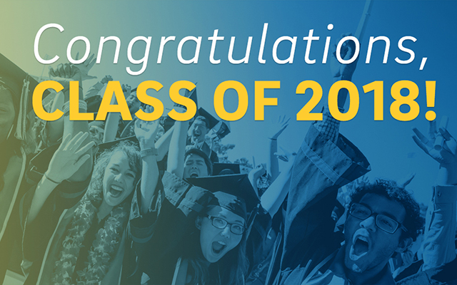 Celebrating the successes of UC San Diego's most dynamic grads