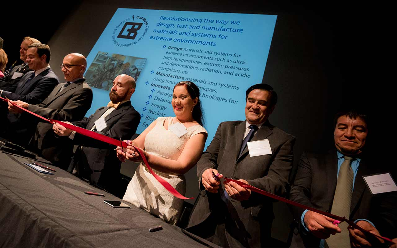 Engineers Launch Cross-Border Center to Create Materials that Withstand Extreme Environments