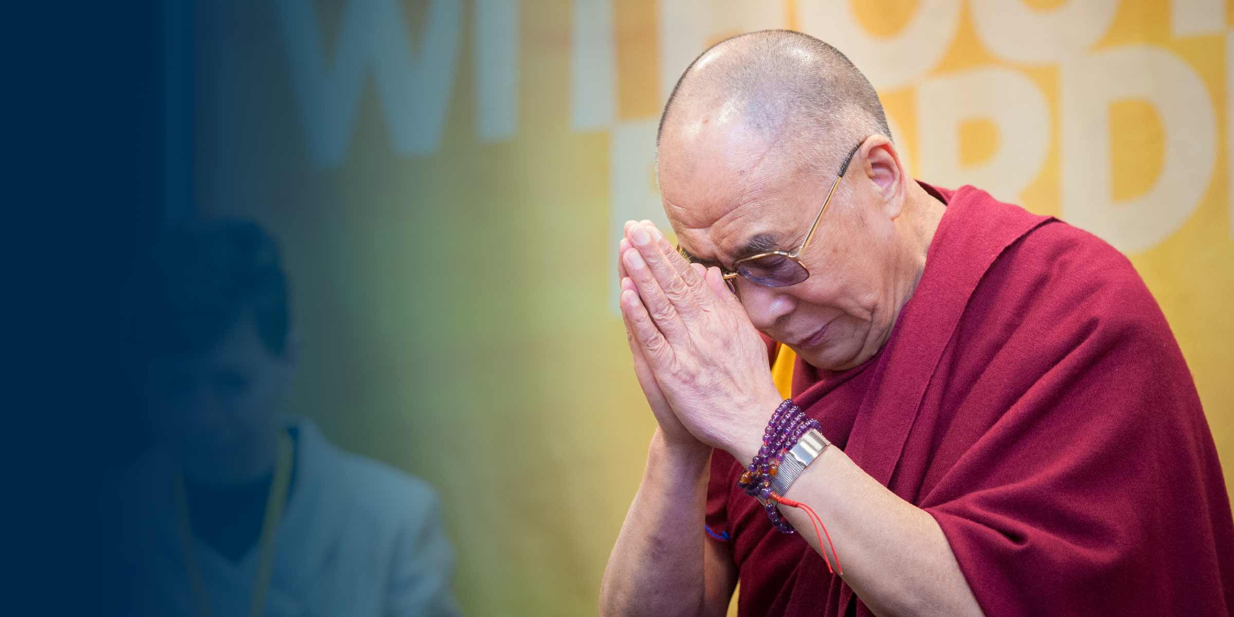 tenzin gyatso 14th dalai lama and his contributions to buddhism essay Tibetan buddhism questions including who is the dalai  the current dalai lama, tenzin gyatso, is the 14th  from mongolian comees dalai meaning ocean and .