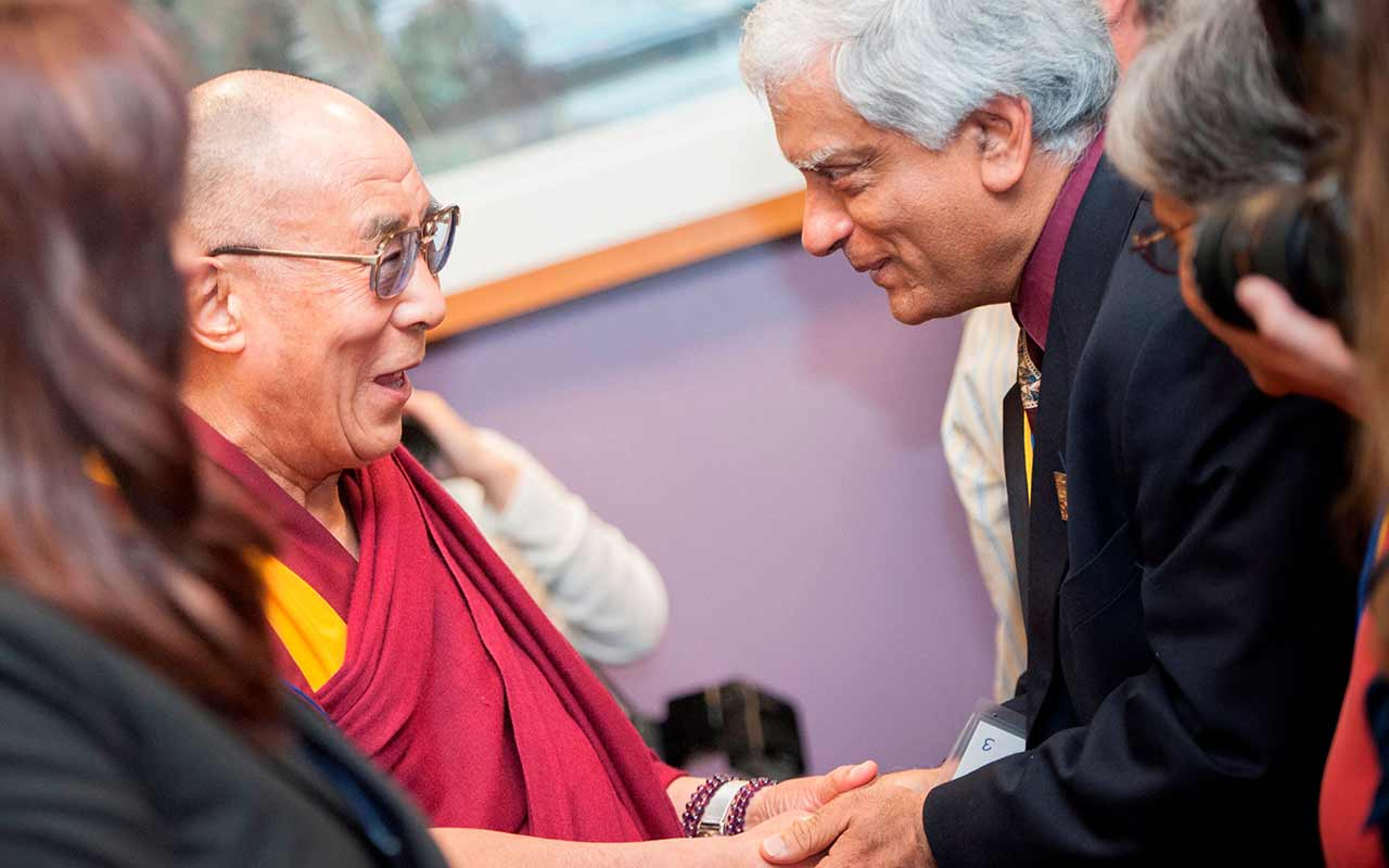 UC San Diego's Connections with the Dalai Lama Run Deep