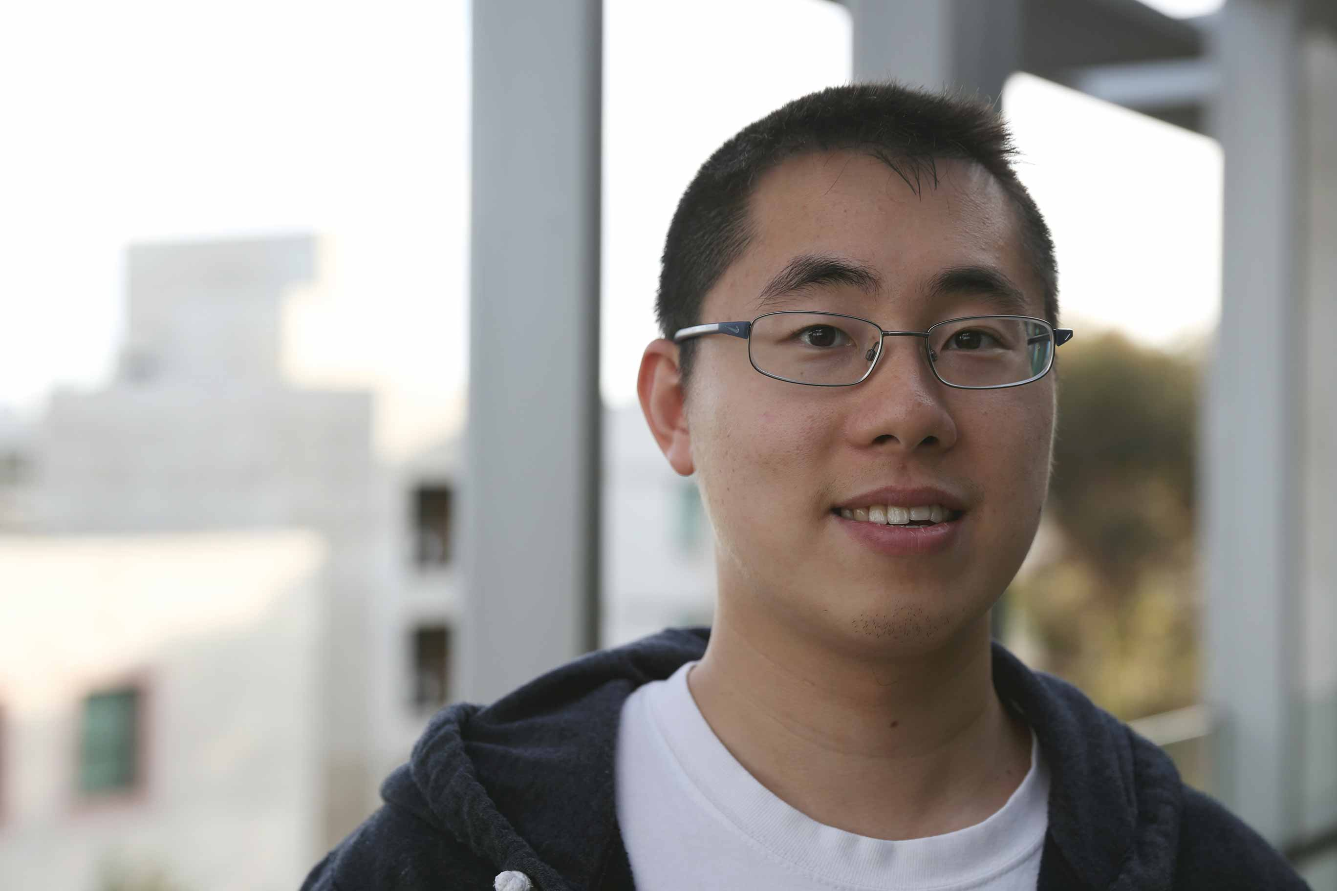 UC San Diego Danny Huang