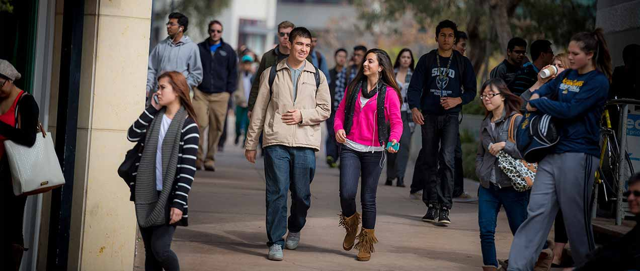 Image: The University of California, San Diego has been named the 11th most ethnically diverse college in the nation