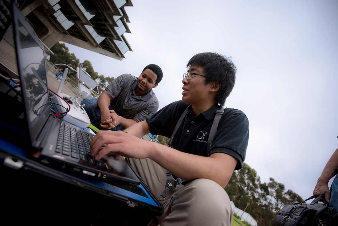 UC San Diego researchers developing new earthquake damage method